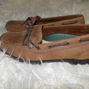 NWOT Mens Moccasins Loafers L.L. Bean